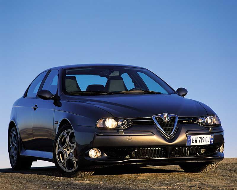 Alfa Romeo 156 Tuning Styling. Alfa Romeo 156.